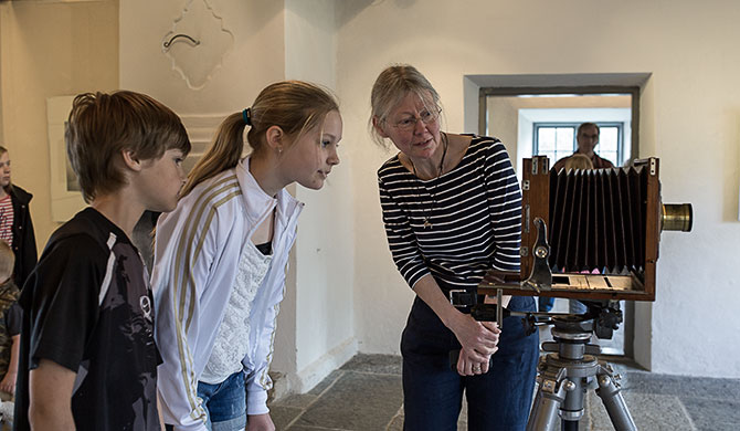 Fotoutställning i Binneberg - Fotograf Riise